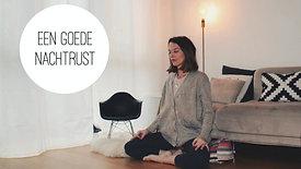 Meditatie - een goede nachtrust tijdens de zwangerschap
