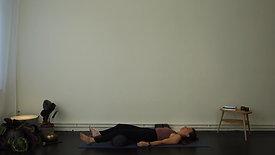 Restorative yoga - Anti stress