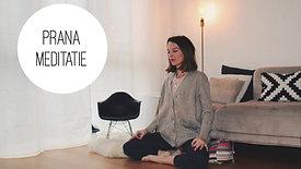Prana meditatie