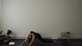 Vinyasa Yoga - Work your hips
