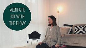 Meditatie - Go with the flow
