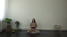 Nadi shodhana - ademhalingsoefening