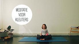 Meditatie voor kleuters