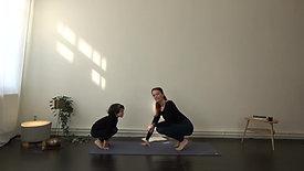 Ouder Kind Yoga - Speels tot rust komen