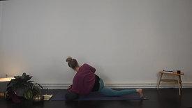 Yin yoga - Chakra 2 & 3