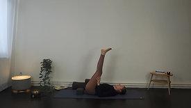 Yin Yoga - Chakra 4 & 5
