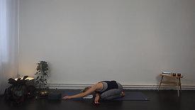 Yin Yoga - Schouderstretch