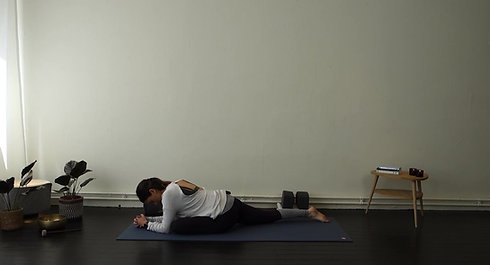 Yin Yoga - Lower back relief