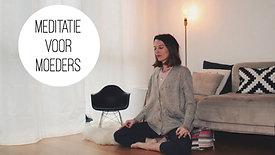 Meditatie voor moeders