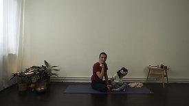 Ouder & kind Yoga - Kleuters