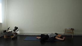 Restorative Yoga - Ontspan de liezen