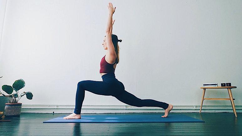 Life Stream Yoga lessen