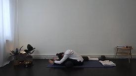 Restorative Yoga - Wind down
