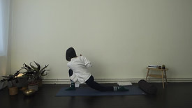 Yin Yoga - Verteringsboost