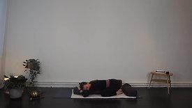 Restorative Yoga - Vertragen