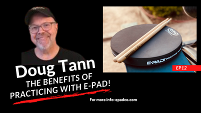 Doug Tann, the benefits of E-PAD!