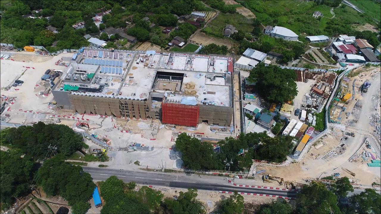 CV/2012/08 Administration Building