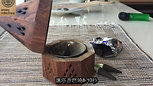 木製八角型香爐篇