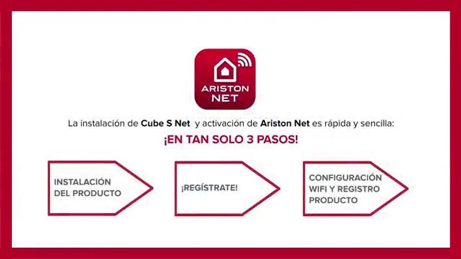 Termostato Cube Ariston
