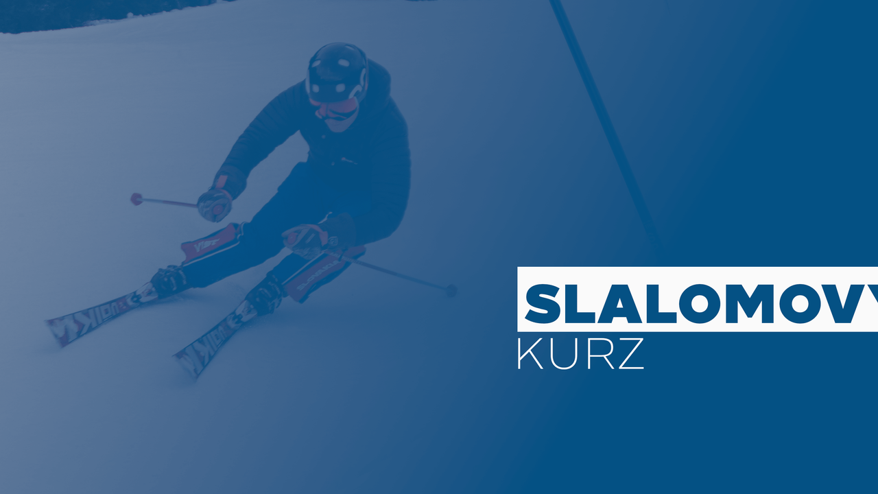 Slalomový kurz