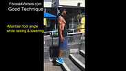 1-Minute Calf Raises_Fitness for Writers