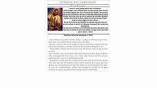 VENDREDI   Le travail    Semaine consacrée à saint Joseph