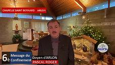 Sixième message du doyen d'Arlon