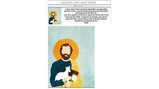 MARDI  l'Accueil   Semaine consacrée à saint Joseph
