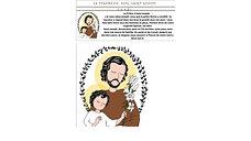 LUNDI  la tendresse   Semaine consacrée à saint Joseph