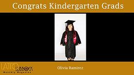 2020 Kindergarten Graduate Video