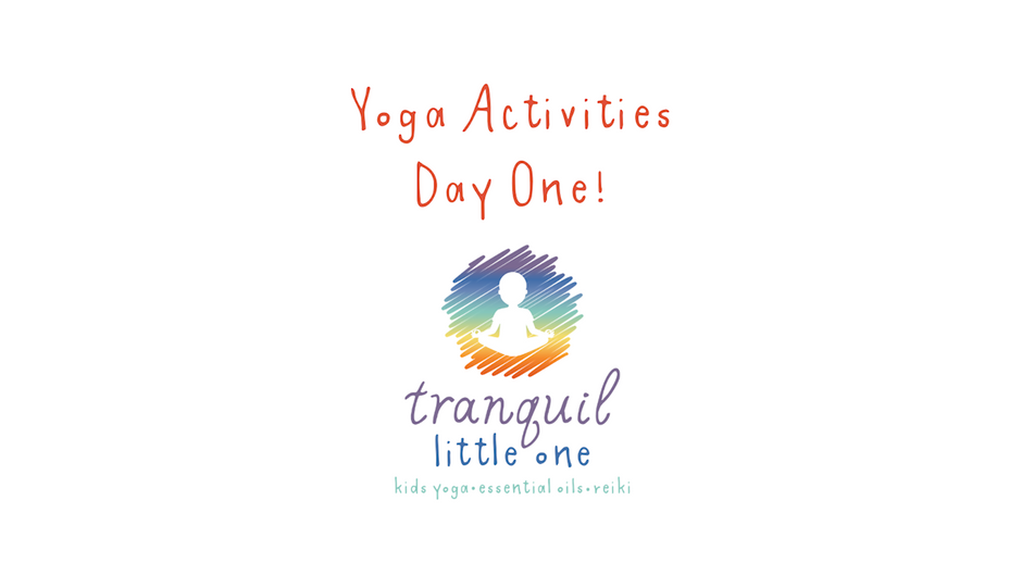 Kids Yoga Activities