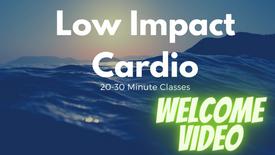 Low Impact Cardio