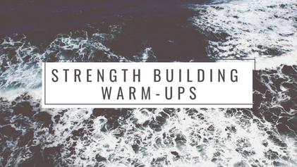 Strength Warmups