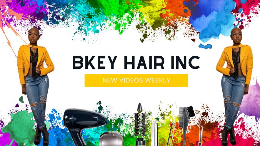 BKey Hair Inc