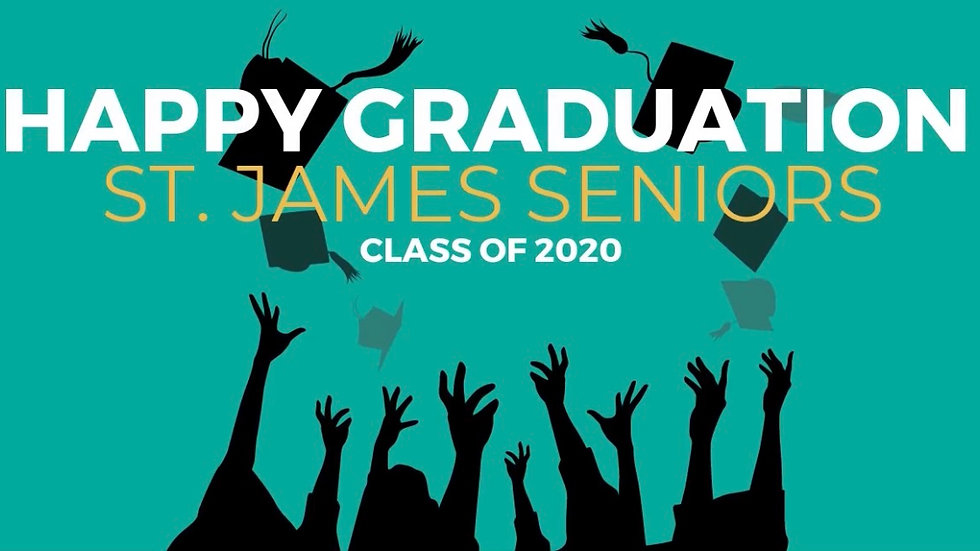 Congratulations to our 2020 high school grads