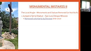 Part 1 Monumental Mistakes