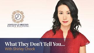 Shirley Chock on Legacy