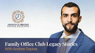 Andres Ospina of Family Office Club