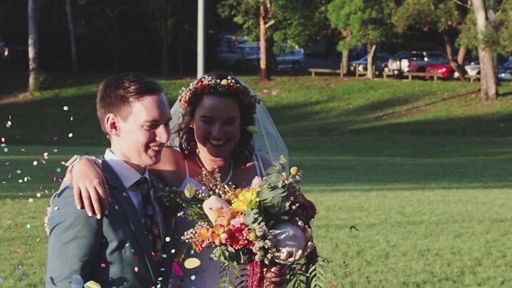 Luke & Taylas Wedding