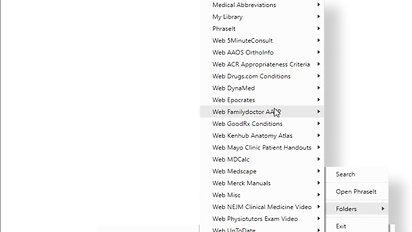 Taskbar Browsing