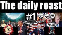 The Daily Roast... Biden, NHS Heroes No More, Jab Passport Flip Flops & Woke Bishops.. 14/09/21