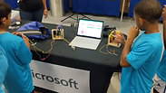 Microsoft STEM Robotics Experience - 2019