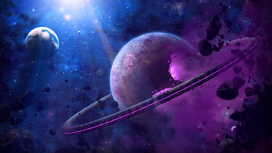 Гром с Земли ( песня о космосе)