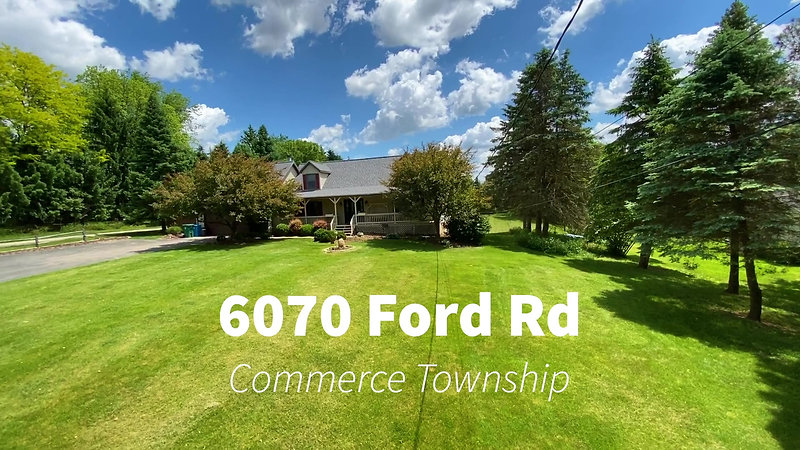 6070 Ford Rd Commerce MI
