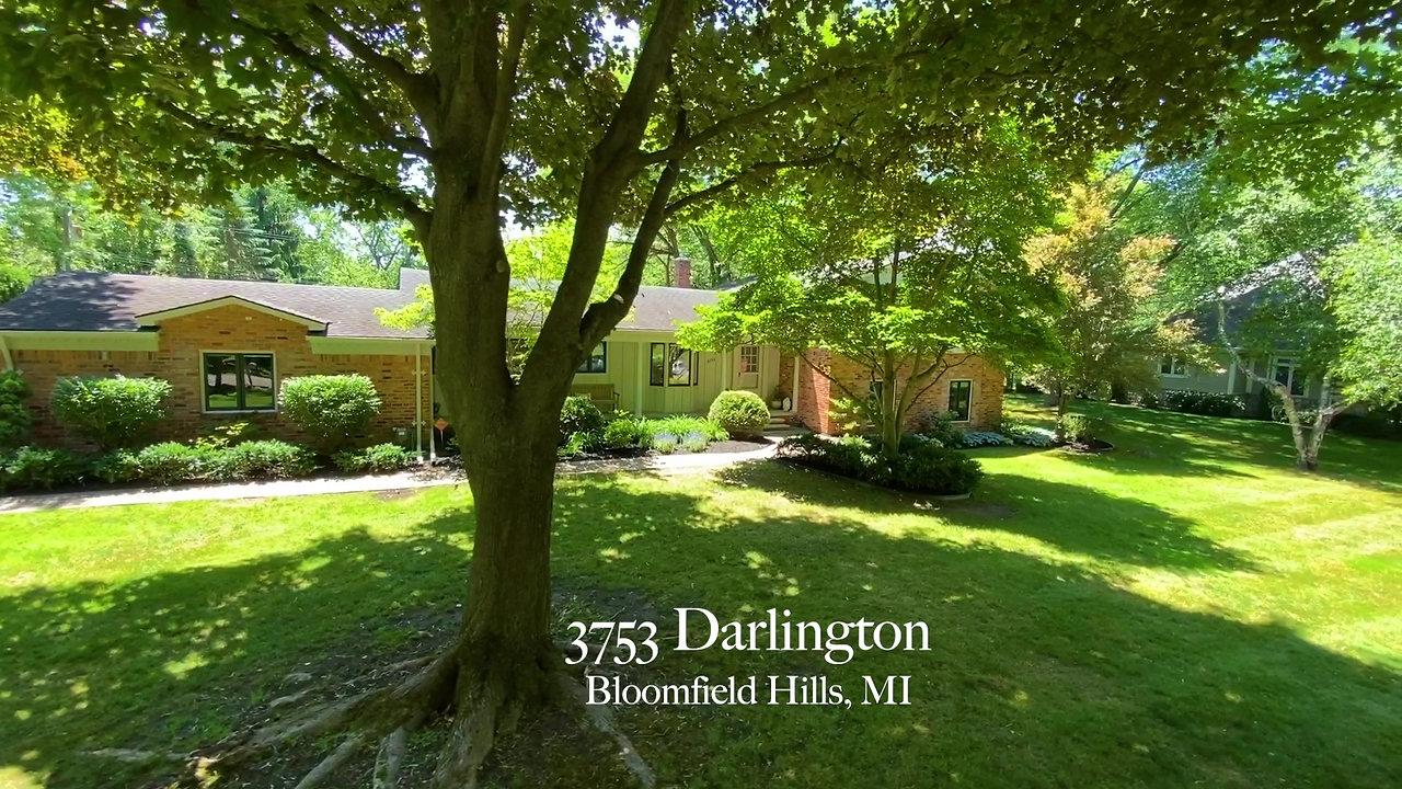 3753 Darlington Bloomfield HIlls Mi