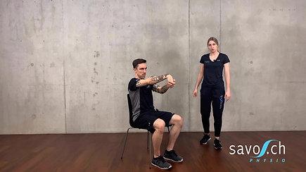 fit4homeoffice  15 Dehnung Unterarmmuskulatur