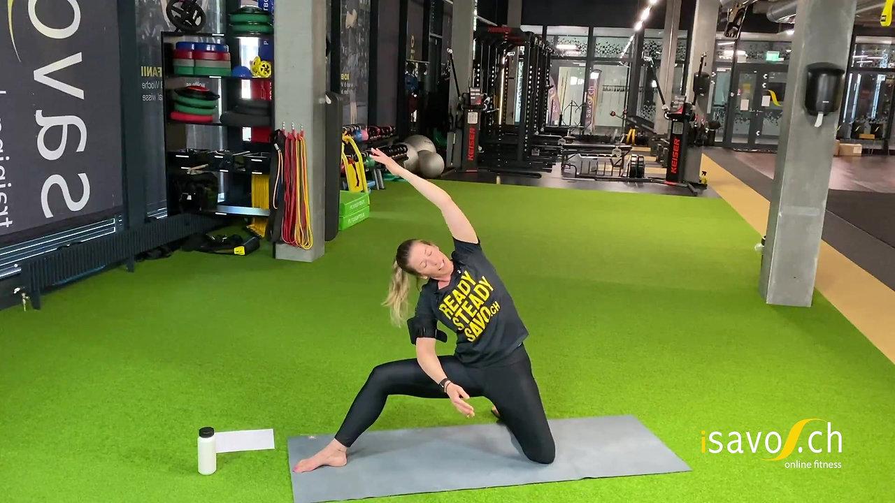 Power Yoga 12