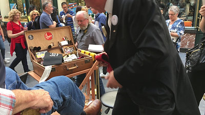 European Shoe Shine Contest