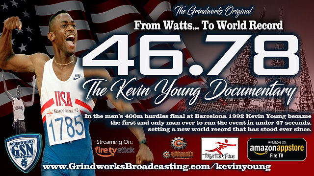 Olympian Kevin Young