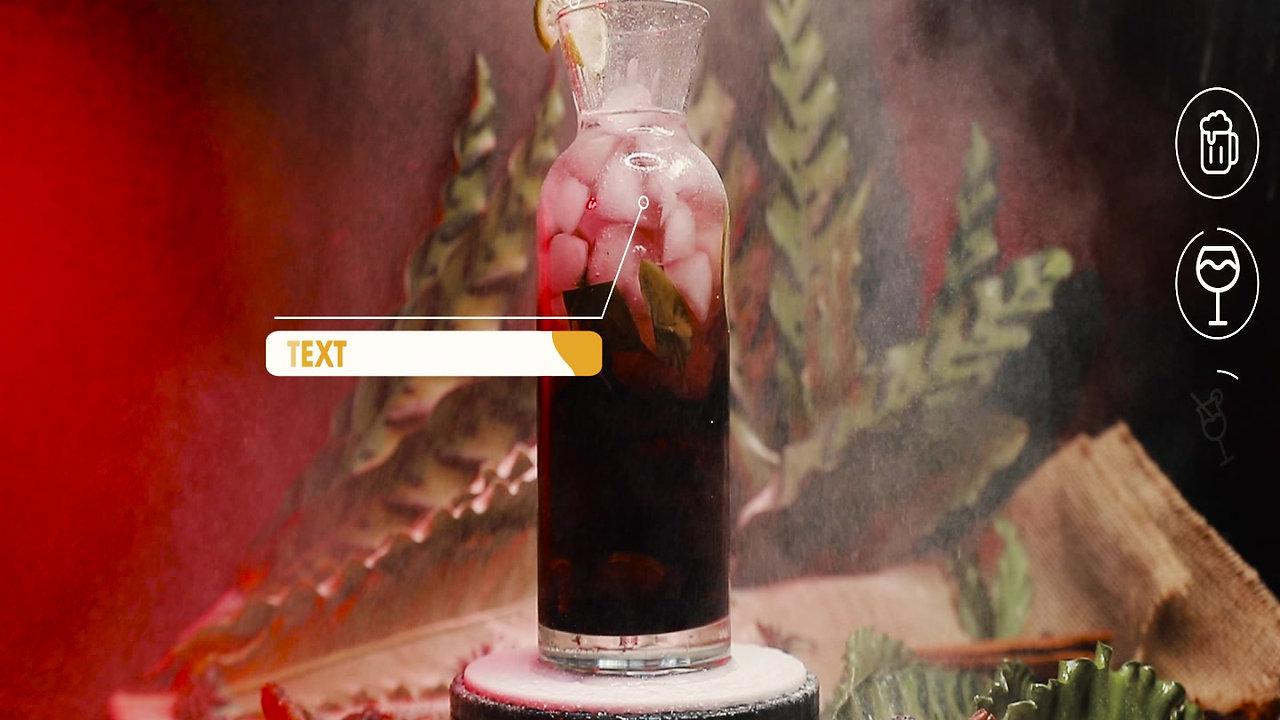 Đồ ăn & Thức uống - F&B video | Menu động sáng tạo - Creative video menu
